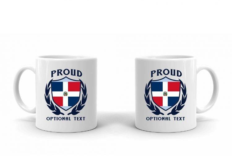 Proud Dominican Flag Mug