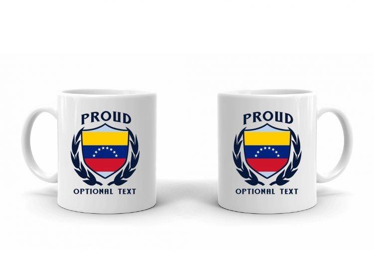 Proud Venezuelan Flag Mug